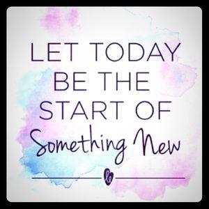 Start Something New!